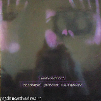 "TERMINAL POWER COMPANY ~ Salvation ~ 12"" Single PS"