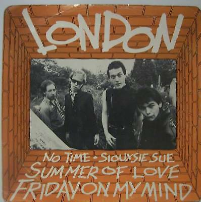 "LONDON ~ Summer Of Love ~ 12"" Single PS"