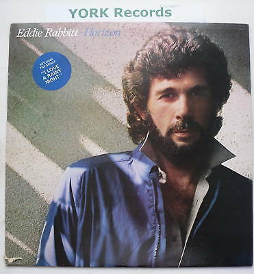 EDDIE RABBITT - Horizon - Excellent Condition LP Record