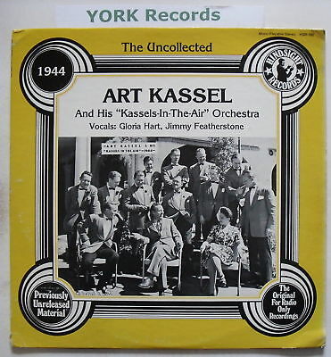 ART KASSEL - The Uncollected 1944 - Ex Con LP Record