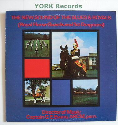 NEW SOUND OF THE BLUES & ROYALS - Excellent Condition LP Record Xtra XTRA 1145