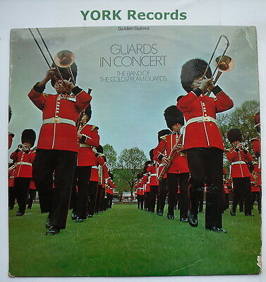 BAND OF THE COLDSTREAM GUARDS - Guards In Concert - Ex LP Record Pye GSGL 10443