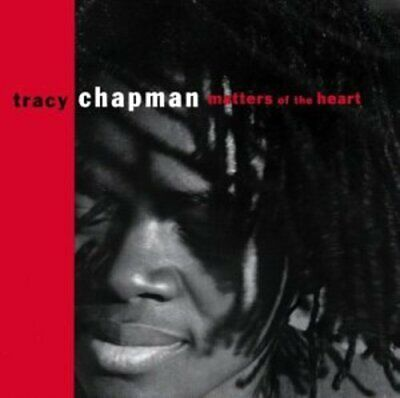 Tracy Chapman - Matters Of The Heart - Tracy Chapman CD 9VVG The Cheap Fast Free