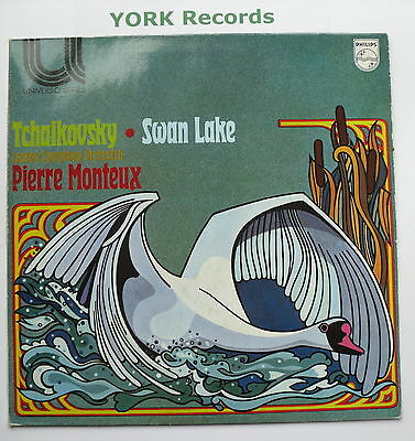 6580 020 - TCHAIKOVSKY - Swan Lake Excerpts MONTEUX London SO - Ex Con LP Record