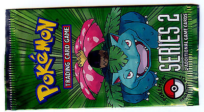 1 BOOSTER POKEMON PROMO POP SERIES 2 NEUFS En Anglais