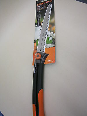 New Fiskars Xtract Garden Folding Pruning Saw SW75 Ref 123880