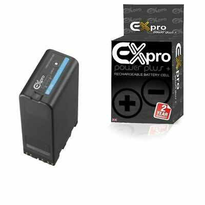 Ex-Pro� Digital Camera Battery BP-U90 BPU90 for Sony PXW-FS5 PXW-FS7