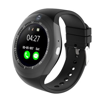 Waterproof Bluetooth Smart Watch For Android Huawei HTC LG iPhone Unlocked