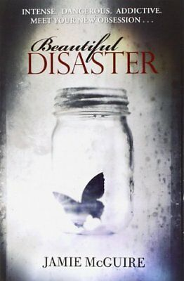 Beautiful Disaster, McGuire, Jamie Book The Cheap Fast Free Post