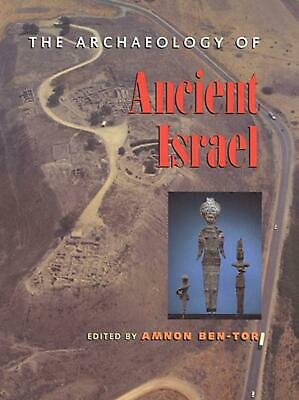 The Archaeology of Ancient Israel by Amnon Ben-tor (English) Paperback Book Free