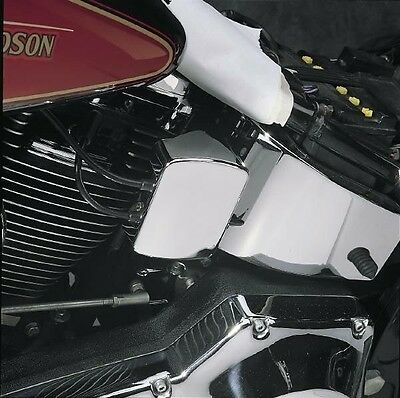Smooth Coil Cover Drag Specialties  33-0005-BC328