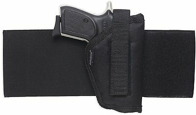 NEW Black Leg Ankle Holster For Glock 26,27,28,39