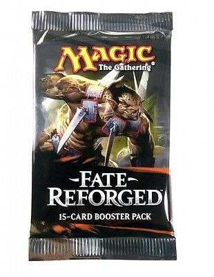 Fate Reforged Booster MtG Magic the Gathering englisch