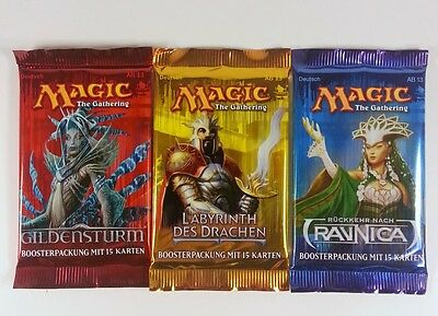 Rückkehr nach Ravnica Block Booster Set - deutsch