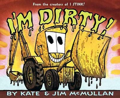 I'm Dirty! by Kate McMullan (English) Paperback Book Free Shipping!