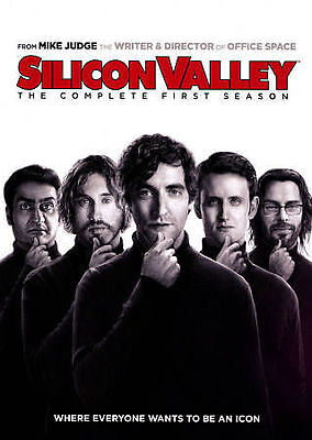 Silicon Valley: The Complete Season 1 (DVD, 2015, 2-Disc Set)