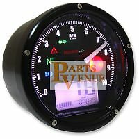 Koso North America T and T Tachometer/Speedometer - BA035K00 22110131