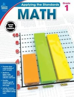 NEW Math, Grade 1 by Paperback Book (English) Free Shipping