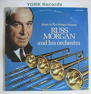 RUSS MORGAN - Muisc In The morgan Manner - Ex LP Record