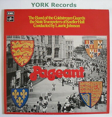 BAND OF THE COLDSTREAM GUARDS - Pageant - Excellent Con LP Record Decca SCX 6544