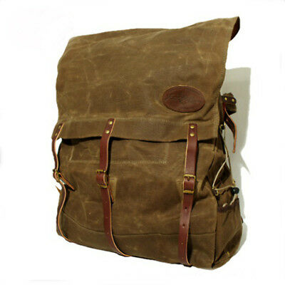 Frost River Old No. 3 Pack #753 Handmade Waxed Canvas - NEW