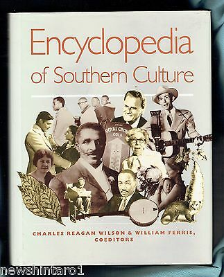 #Rr.  Usa Book - Encyclopedia Of Southern Culture