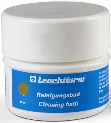 Lighthouse Coin Cleaner for Gold Coins