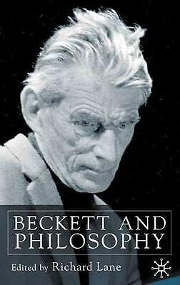 NEW Beckett and Philosophy by Hardcover Book (English) Free Shipping
