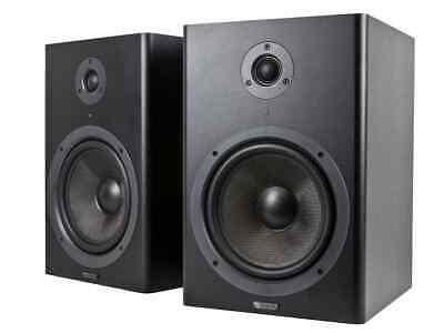 Monoprice 605800 8-inch Powered Studio Monitor Speakers (pair)