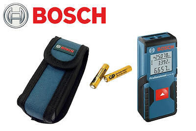 BOSCH 30m/98ft Laser Digital Distance GLM 30 Tape Measure/Pointer mm/Inches