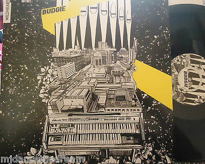BUDGIE - Self Titled ~ VINYL EP