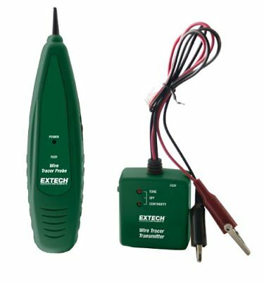 Extech Tg20 Wire Tracer/Tone Generator New Business Industrial Electrical Test