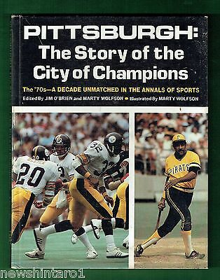 #MM. BOOK - SPORT IN PITTSBURGH IN THE 1970s