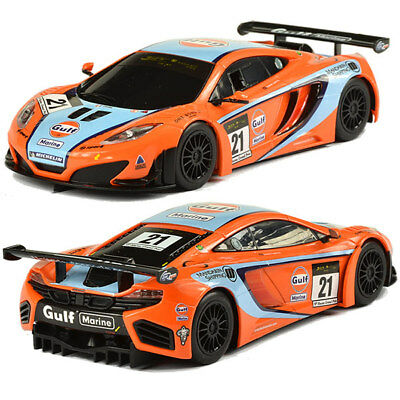 SCALEXTRIC Digital Slot Car C3287 McLaren MP4-12C GT3 No.21