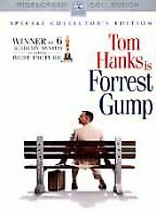 Forrest Gump (DVD, 2001, 2-Disc Set, Special Collector's Edition)