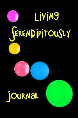 Living Serendipitously Journal by Madeleine Kay (English) Paperback Book Free Sh
