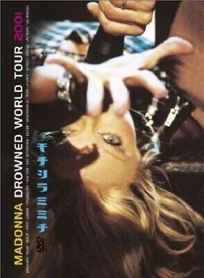 Madonna - Madonna - Drowned World Tour Live [DVD] [2001] - DVD  8HVG The Cheap