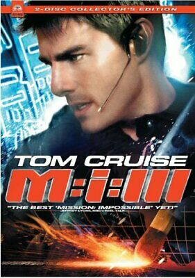 Mission Impossible 3 (2 Disc Collector's Edition) Limited Edition... - DVD  S2VG
