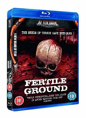 Fertile Ground [Blu-ray] - DVD  T6VG The Cheap Fast Free Post