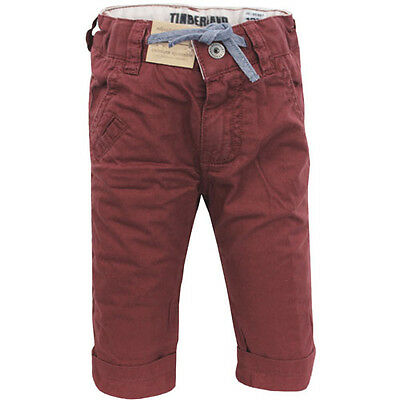 Timberland 5 Pockets Cotton Toddlers Kids Boys Pants Trousers Jeans T0011 630 R3