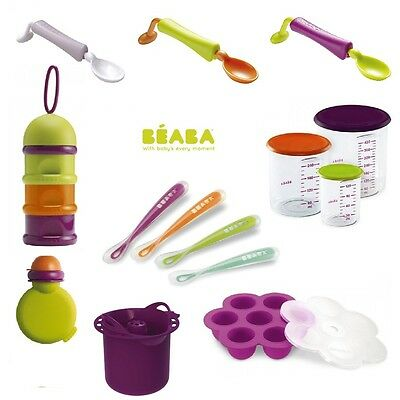 Original Beaba Freezing Accessories Rice Cooker Flask Spoon Container Flask Jars
