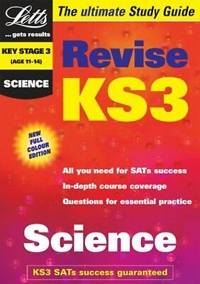 Key Stage 3 Science Study Guide (KS3 Revision)..., Educational Experts Paperback