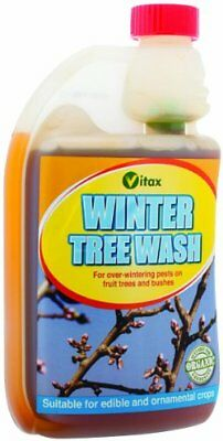 Vitax - Winter Tree Wash For Fruit Trees And Bushes 500ML