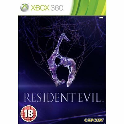 Resident Evil 6 (Xbox 360) - Game  34VG The Cheap Fast Free Post