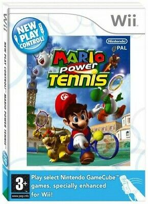 Wii - Mario Power Tennis (Wii) - Game  DOVG The Cheap Fast Free Post