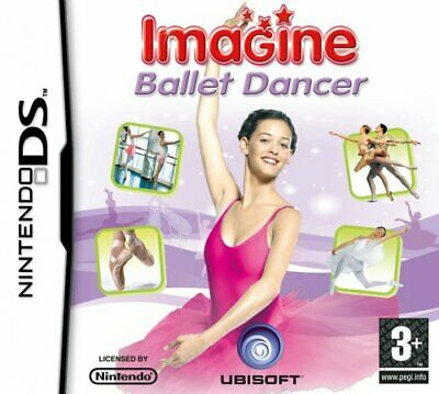 Imagine Ballet Dancer (Nintendo DS) - Game  5SVG The Cheap Fast Free Post