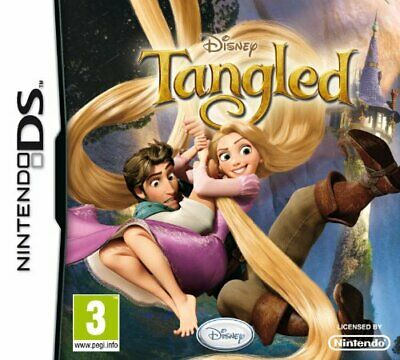 Tangled (Nintendo DS) - Game  VKVG The Cheap Fast Free Post