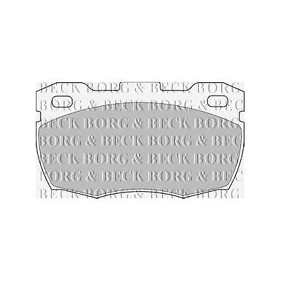 Variant3 Borg & Beck Front Brake Pads Set Genuine OE Quality Service Replacement
