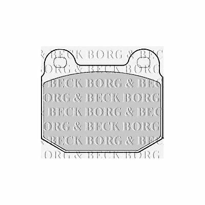 Borg & Beck Front Brake Pads Set Genuine OE Quality Service Replacement