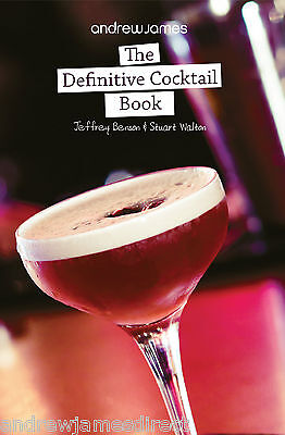 Andrew James Cocktail Recipes 192 Page Book Packed with Inspirational Ideas